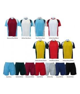 Soccer Jersey & Short 1072